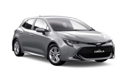 Lease Toyota Corolla car leasing