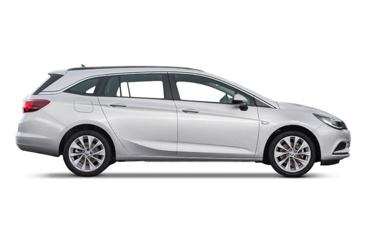 Vauxhall Astra Sports Tourer 1.5 Turbo D 122PS SRi Nav 5Dr Manual [Start Stop] back view