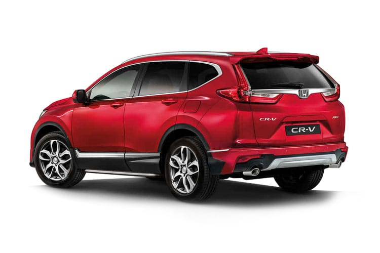 Honda CR-V SUV 2WD 2.0 h i-MMD 184PS Sport Line 5Dr eCVT [Start Stop] back view