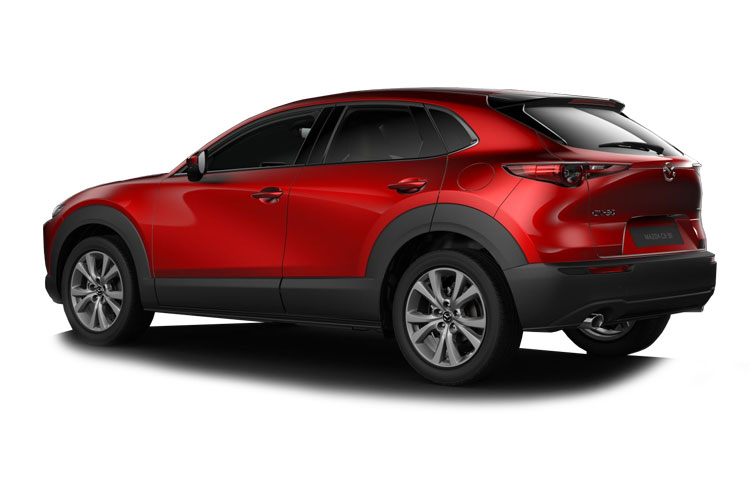 Mazda CX-30 SUV 2.0 SKYACTIV-G MHEV 122PS GT Sport 5Dr Auto [Start Stop] back view