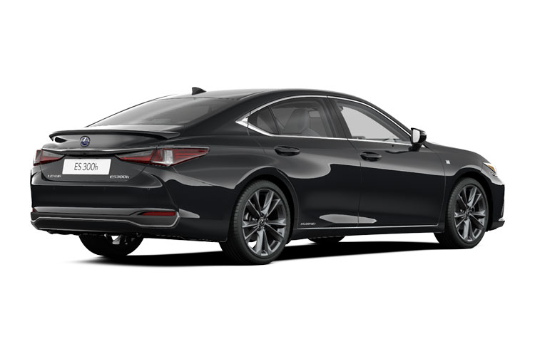 Lexus ES 300h Saloon 2.5 h 218PS ES 4Dr E-CVT [Start Stop] back view