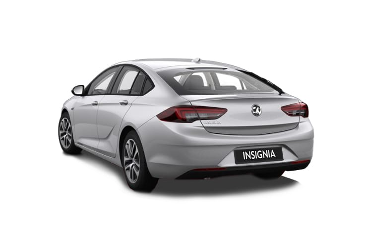 Vauxhall Insignia Grand Sport 1.5 i Turbo 165PS Design 5Dr Auto [Start Stop] back view