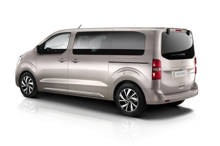 Citroen SpaceTourer M 5Dr 2.0 BlueHDi FWD 180PS Business Lounge MPV EAT [Start Stop] [7Seat] back view