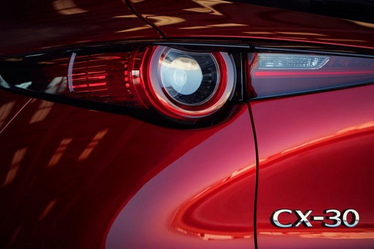 Mazda CX-30 SUV 4wd 2.0 e-SKYACTIV X MHEV 186PS GT Sport Tech 5Dr Manual [Start Stop] [Stone Leather] detail view
