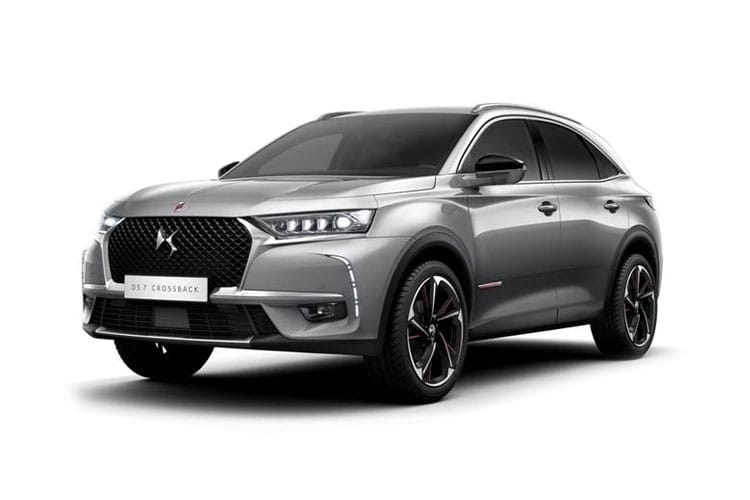 DS Automobiles DS 7 Crossback SUV 5Dr 1.6 PureTech 180PS Ultra Prestige 5Dr EAT8 [Start Stop] front view