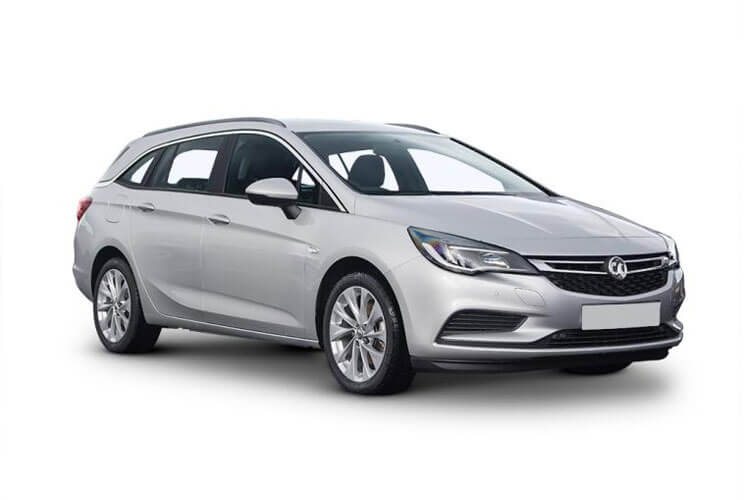 Vauxhall Astra Sports Tourer 1.5 Turbo D 105PS SE 5Dr Manual [Start Stop] front view