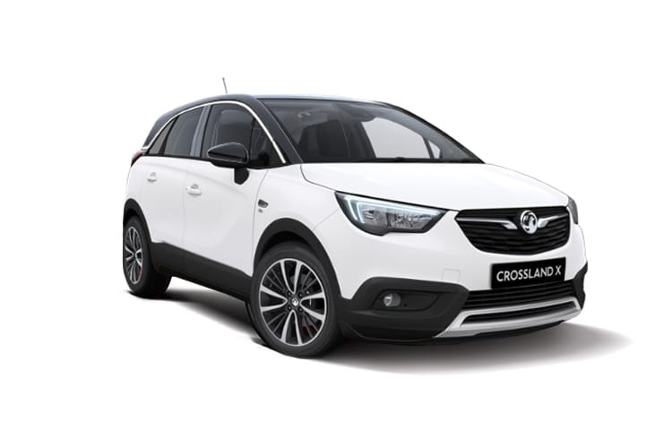 Vauxhall Crossland X SUV 1.5 Turbo D ecoTEC 110PS Business Edition Nav 5Dr Manual [Start Stop] front view
