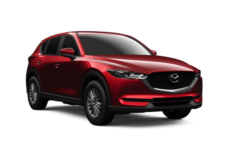 Mazda CX-5 SUV 2.0 SKYACTIV-G 165PS Kuro Edition 5Dr Manual [Start Stop] front view