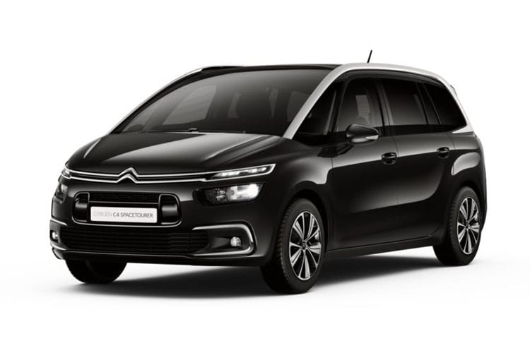 Citroen C4 SpaceTourer Grand C4 SpaceTourer MPV 1.2 PureTech 130PS Live 5Dr Manual [Start Stop] front view