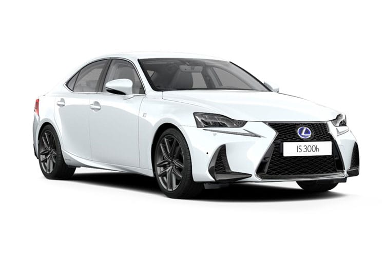 Lexus IS 300 Saloon 2.5 h 223PS IS 4Dr E-CVT [Start Stop] [Premium 17in] front view