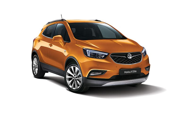 Vauxhall Mokka X SUV 2wd 1.4 i Turbo 140PS Active 5Dr Manual [Start Stop] front view