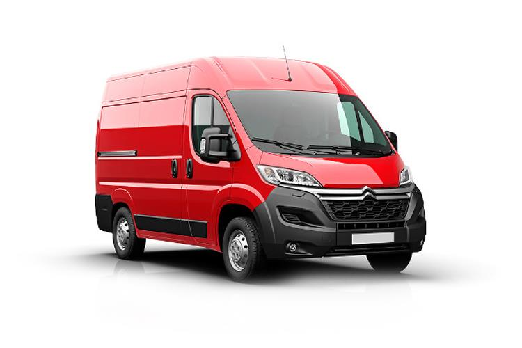 Citroen Relay 35 L3 2.2 BlueHDi FWD 140PS Driver Van High Roof Manual [Start Stop] front view