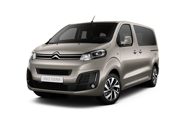 Citroen SpaceTourer M 5Dr 2.0 BlueHDi FWD 180PS Flair MPV EAT [Start Stop] [8Seat] front view