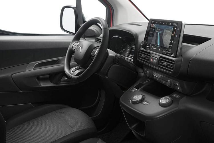 Citroen Berlingo XL 950Kg 1.5 BlueHDi FWD 100PS X Van Manual [Start Stop] inside view