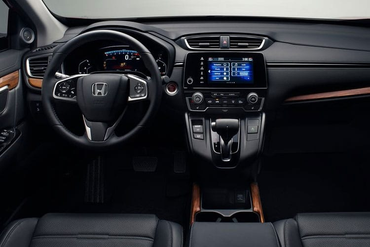 Honda CR-V SUV 2WD 2.0 h i-MMD 184PS Sport Line 5Dr eCVT [Start Stop] inside view