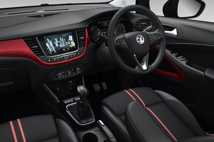Vauxhall Crossland SUV 1.2 Turbo 130PS Ultimate Nav 5Dr Manual [Start Stop] inside view