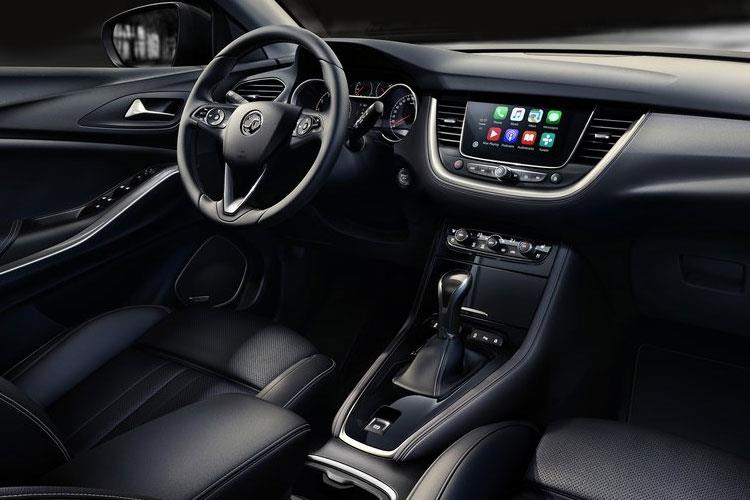 Vauxhall Grandland X SUV 1.5 Turbo D 130PS SE Premium 5Dr Auto [Start Stop] inside view