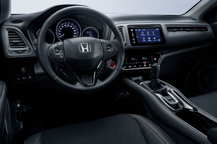Honda HR-V SUV 5Dr 1.5 i-VTEC 130PS EX 5Dr CVT [Start Stop] inside view