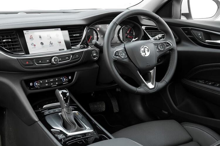 Vauxhall Insignia Grand Sport 2.0 Turbo D 170PS SRi Nav 5Dr Auto [Start Stop] inside view