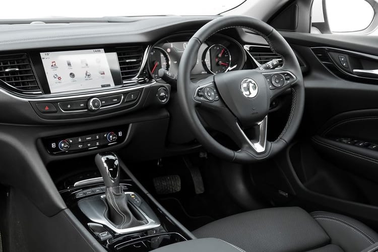Vauxhall Insignia Grand Sport 1.6 Turbo D 136PS SRi 5Dr Auto [Start Stop] inside view
