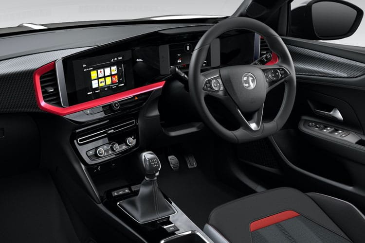 Vauxhall Mokka SUV 2wd 1.5 Turbo D ecoTEC 110PS Elite Nav 5Dr Manual [Start Stop] inside view