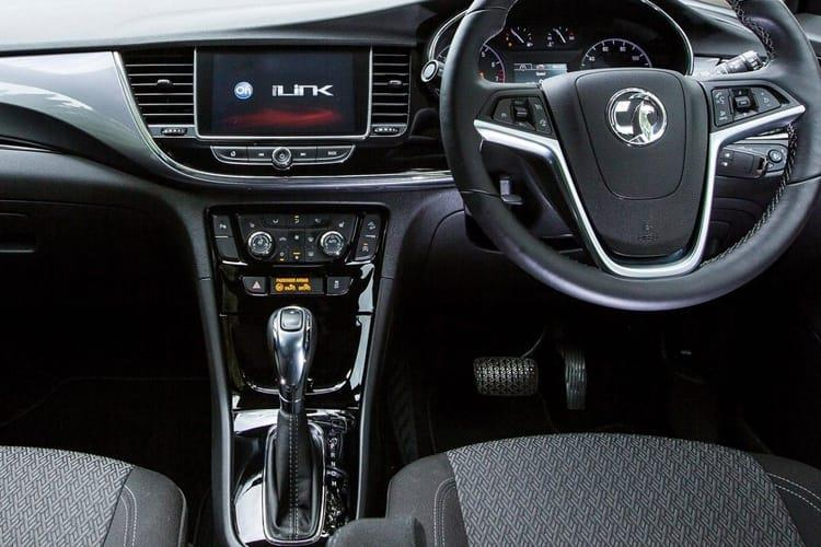 Vauxhall Mokka X SUV 2wd 1.4 i Turbo 140PS Active 5Dr Manual [Start Stop] inside view