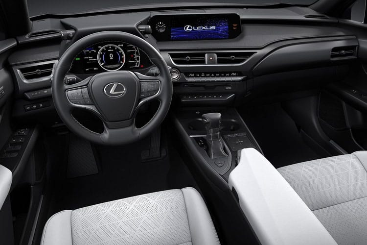Lexus UX 250h SUV 2.0 h 184PS F-Sport 5Dr E-CVT [Start Stop] [Tech Safety] inside view