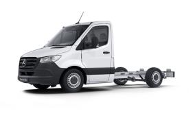 Mercedes-Benz Sprinter Chassis Cab van leasing